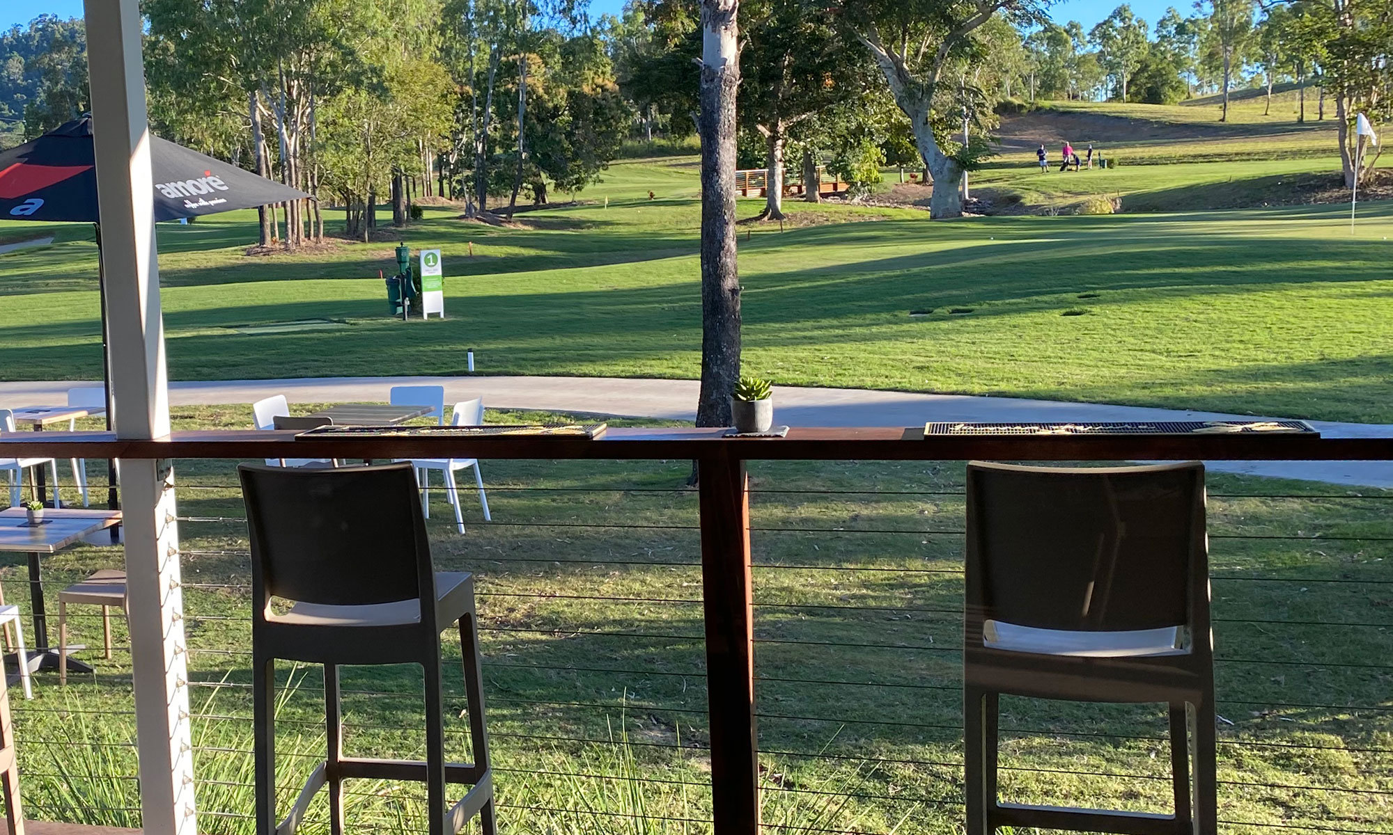 Whitsunday Green Club - Alfresco Dining