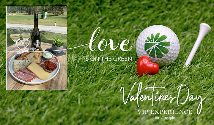 Valentines Day VIP Experience at Whitsunday Green