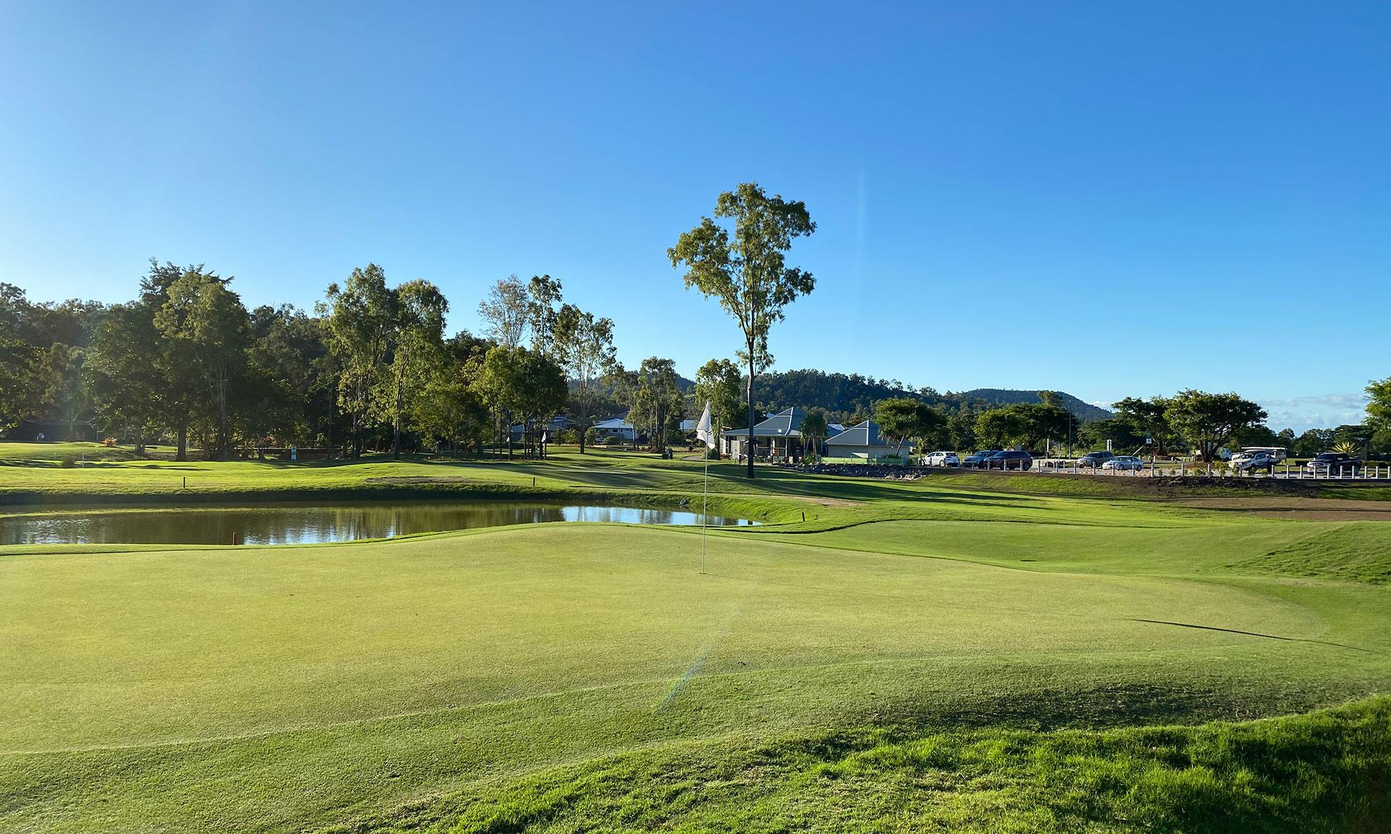 Whitsunday Green Golf