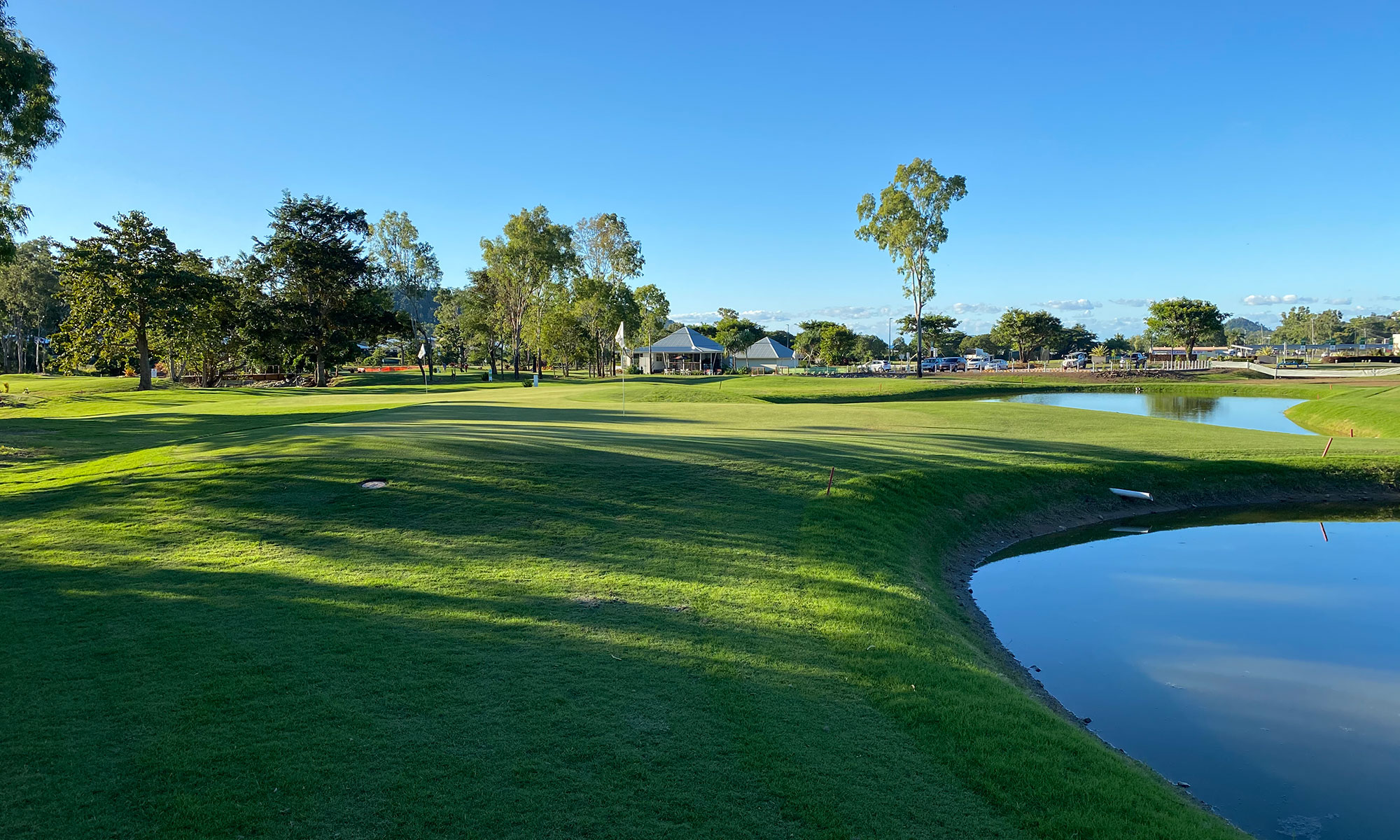The Course at Whitsunday Green
