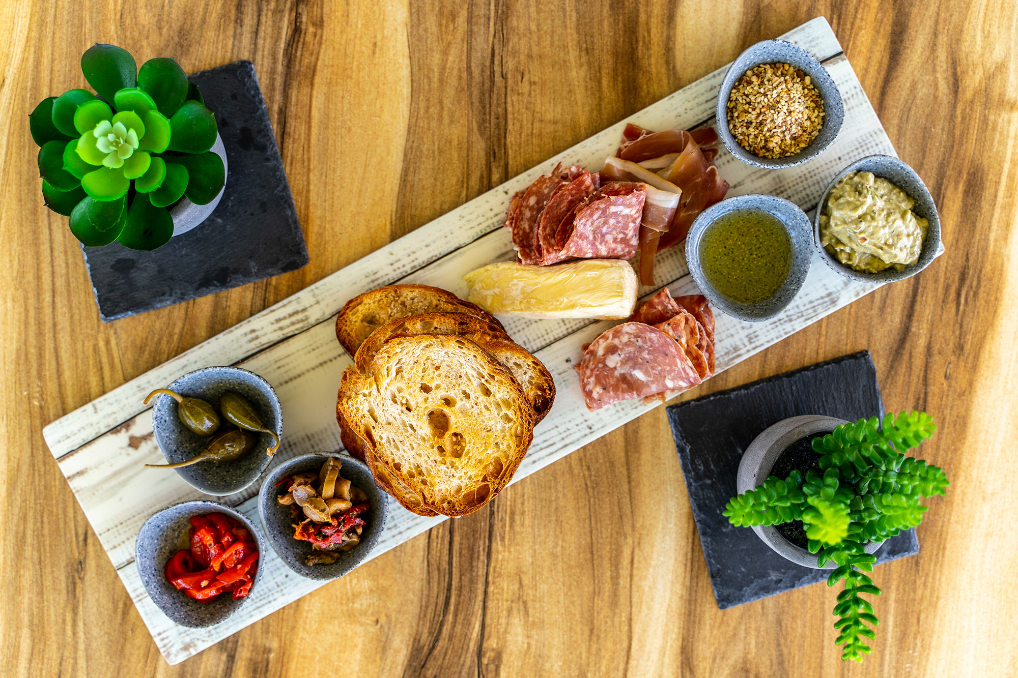 Whitsunday Green Clubhouse Cafe - Meze Platter
